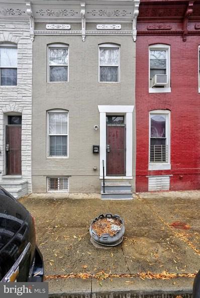 408 E Federal Street, Baltimore, MD 21202 - #: MDBA493604
