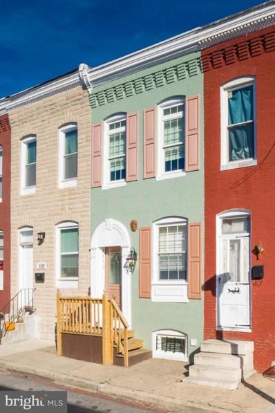 2649 Miles Avenue, Baltimore, MD 21211 - #: MDBA493630