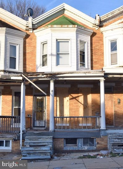 1812 N Smallwood Street, Baltimore, MD 21216 - #: MDBA493658