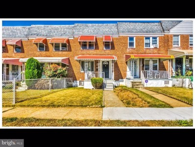 4204 Flowerton Road, Baltimore, MD 21229 - #: MDBA493690