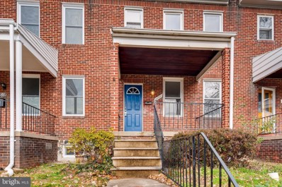 3620 Elmley Avenue, Baltimore, MD 21213 - #: MDBA493698