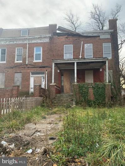 2805 W Cold Spring Lane, Baltimore, MD 21215 - #: MDBA493754
