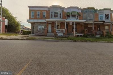 1607 N Rosedale Street, Baltimore, MD 21216 - #: MDBA493788