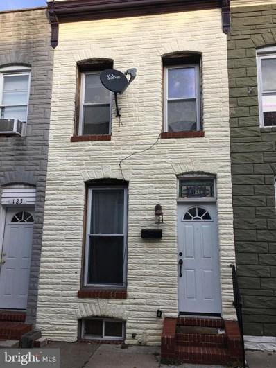 121 N Port Street, Baltimore, MD 21224 - #: MDBA493810