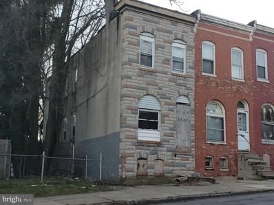2507 McHenry Street, Baltimore, MD 21223 - #: MDBA493918