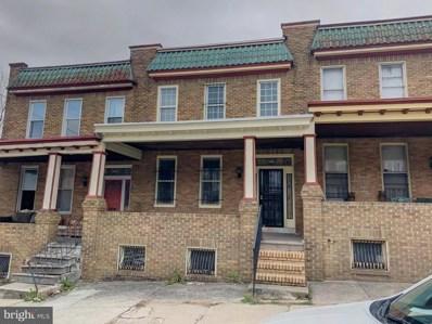 2909 Westwood Avenue, Baltimore, MD 21216 - #: MDBA493938