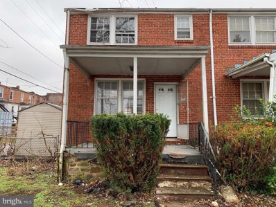 4101 Rockfield Avenue, Baltimore, MD 21215 - #: MDBA493948