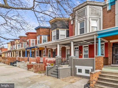 2707 Guilford Avenue, Baltimore, MD 21218 - #: MDBA493952