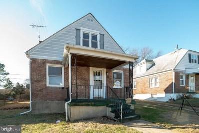 4913 Lasalle Avenue, Baltimore, MD 21206 - #: MDBA493962