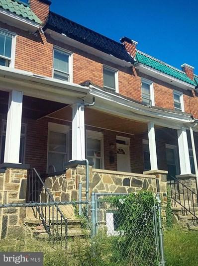 36 N Ellamont Street, Baltimore, MD 21229 - #: MDBA493996