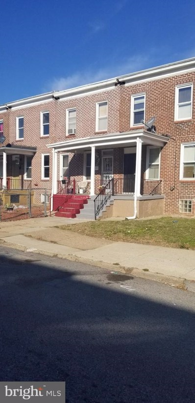 3328 Elmora Avenue, Baltimore, MD 21213 - #: MDBA494006
