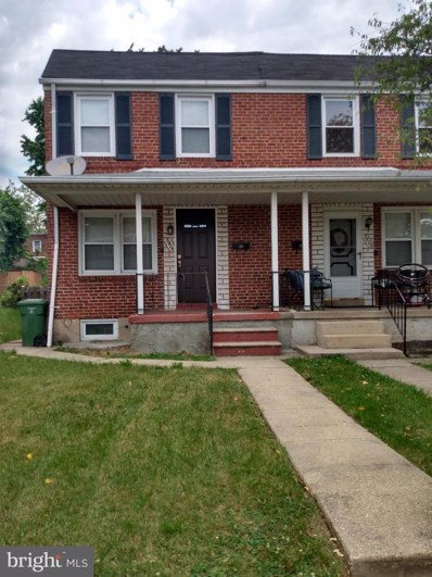 3804 Evergreen Avenue, Baltimore, MD 21206 - #: MDBA494060
