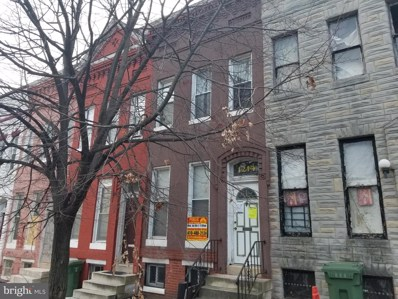 1214 Myrtle Avenue, Baltimore, MD 21217 - #: MDBA494080