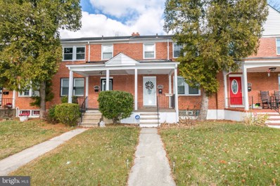 1424 Stonewood Road, Baltimore, MD 21239 - #: MDBA494090