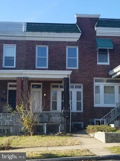 2765 Chesterfield Avenue, Baltimore, MD 21213 - #: MDBA494234
