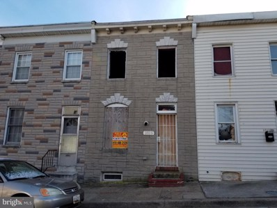2515 Dulany Street, Baltimore, MD 21223 - #: MDBA494256