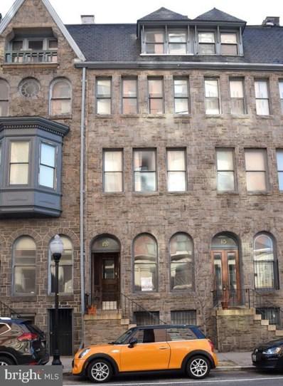 13 W Biddle Street UNIT 13A, Baltimore, MD 21201 - #: MDBA494268