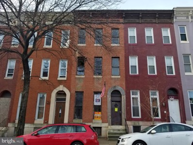 2034 Druid Hill Avenue, Baltimore, MD 21217 - #: MDBA494326