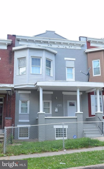 3610 Cottage Avenue, Baltimore, MD 21215 - #: MDBA494344