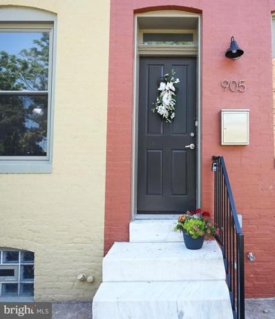 905 N Bradford Street, Baltimore, MD 21205 - #: MDBA494384