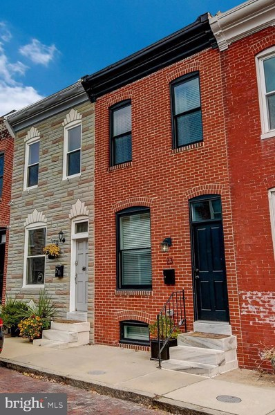 23 S Curley Street, Baltimore, MD 21224 - #: MDBA494386