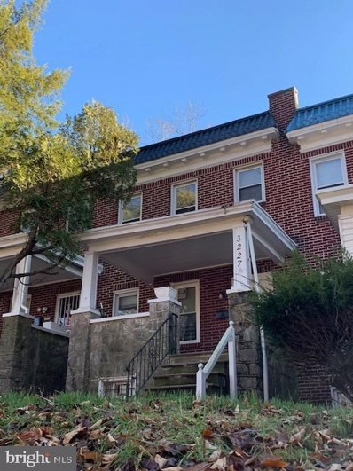 3227 Belmont Avenue, Baltimore, MD 21216 - #: MDBA494422