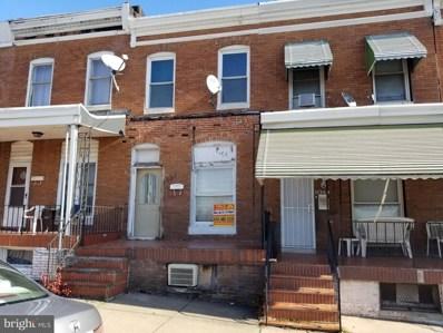 1627 N Warwick Avenue, Baltimore, MD 21216 - #: MDBA494458