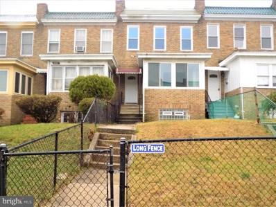 3207 Mondawmin Avenue, Baltimore, MD 21216 - #: MDBA494480