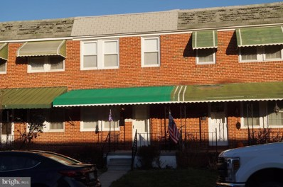 4307 Newport Avenue, Baltimore, MD 21211 - #: MDBA494524