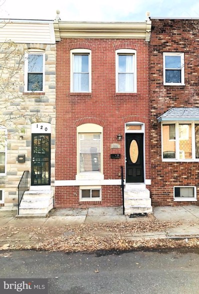 122 N Ellwood Avenue, Baltimore, MD 21224 - #: MDBA494572