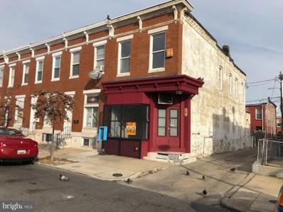 601 N Potomac Street, Baltimore, MD 21205 - #: MDBA494584