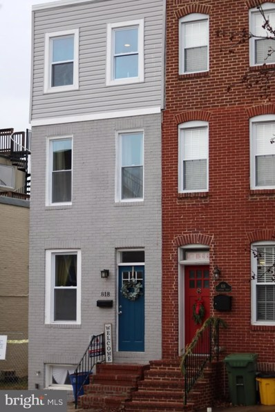 818 S Potomac Street, Baltimore, MD 21224 - #: MDBA494602