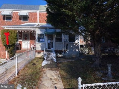 5614 Fernpark Avenue, Baltimore, MD 21207 - MLS#: MDBA494612