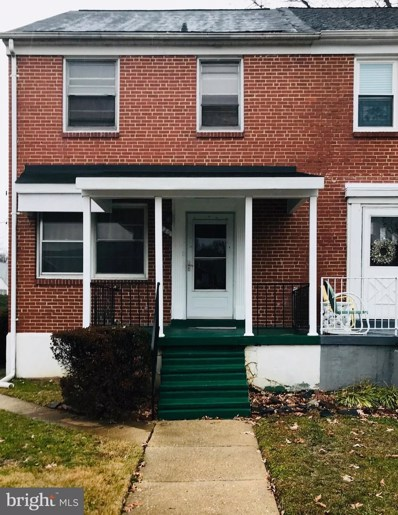5920 Walther Avenue, Baltimore, MD 21206 - #: MDBA494636