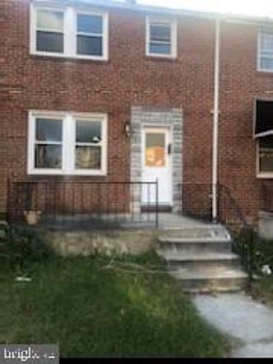 5422 Lynview Avenue, Baltimore, MD 21215 - #: MDBA494640