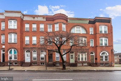 1815 McCulloh Street, Baltimore, MD 21217 - #: MDBA494736