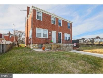 3813 Southern Avenue, Baltimore, MD 21206 - #: MDBA494752