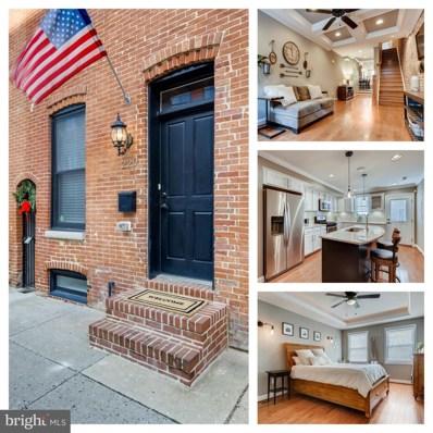 220 E Barney Street, Baltimore, MD 21230 - #: MDBA494804