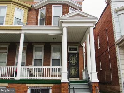 1605 Moreland Avenue, Baltimore, MD 21216 - #: MDBA494878