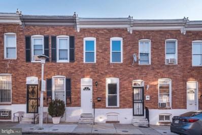 711 N Glover Street, Baltimore, MD 21205 - #: MDBA494882