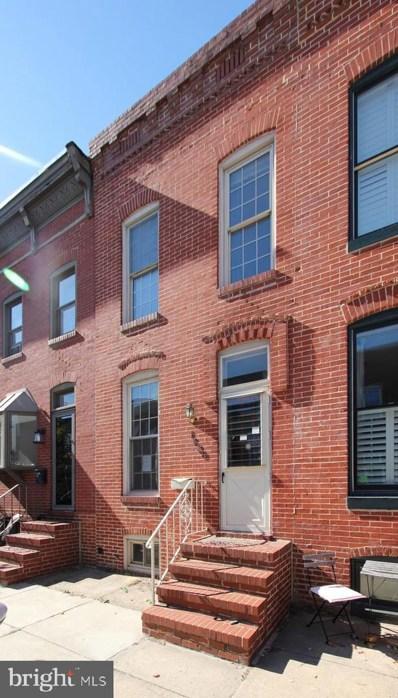 1438 Richardson Street, Baltimore, MD 21230 - #: MDBA494902