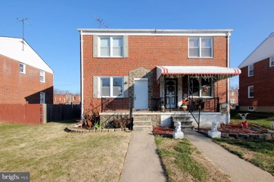 4612 Marx Avenue, Baltimore, MD 21206 - #: MDBA494910