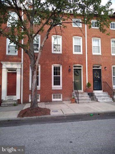 24 N Bond Street, Baltimore, MD 21231 - #: MDBA494960