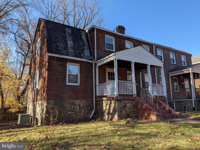 3301 Dolfield Avenue, Baltimore, MD 21215 - #: MDBA494976