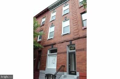 2124 E Baltimore Street, Baltimore, MD 21231 - #: MDBA495028