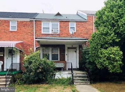 5415 Crismer Avenue, Baltimore, MD 21215 - #: MDBA495042