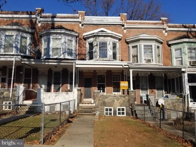 2740 Mosher Street, Baltimore, MD 21216 - #: MDBA495052