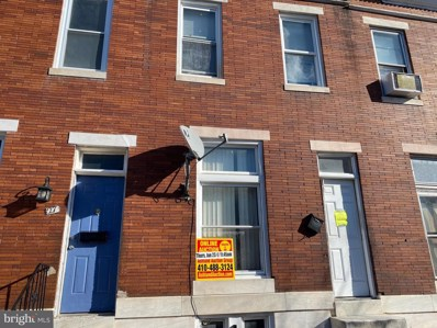 25 N Catherine Street, Baltimore, MD 21223 - #: MDBA495056
