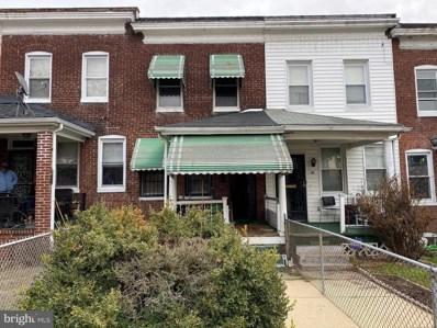 41 S Morley Street, Baltimore, MD 21229 - #: MDBA495066