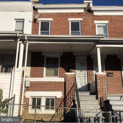 2664 Lauretta Avenue, Baltimore, MD 21223 - #: MDBA495092